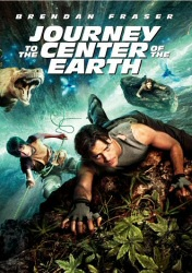 Journey to the Center of the Earth DVD cover art