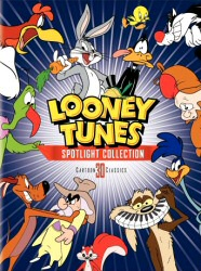 Looney Tunes Spotlight Collection, Vol. 6 DVD cover art