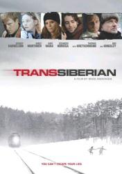 Transsiberian DVD cover art