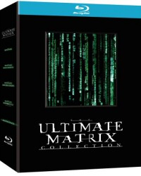 Ultimate Matrix Collection Blu-Ray cover art
