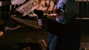 vulgar clown gun