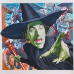 The Wicked Witch of the West by Alex Ross