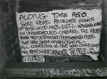 Along Time Ago... the best graffiti ever...