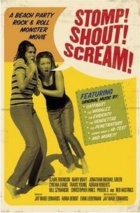 Stomp! Shout! Scream! DVD cover art