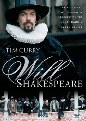 Will Shakespeare DVD cover art