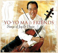Yo-Ya Ma and Friends: Songs of Joy and Peace cover art