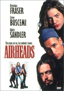 Airheads DVD cover art