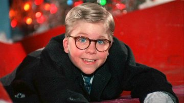 Peter Billingsley as Ralphie from A Christmas Story