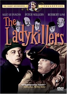 The Ladykillers (1955) DVD cover art