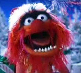 Muppets: Santa Animal