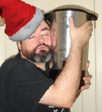 Santa Widge!