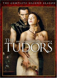 The Tudors Season 2 DVD cover art