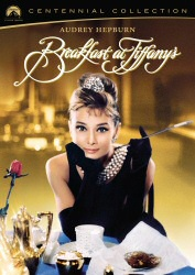 Breakfast at Tiffany's DVD cover art