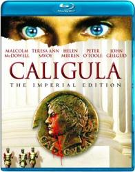 Caligula Blu-Ray cover art