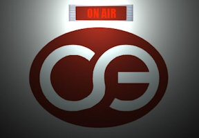 curious echo on air logo