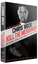 Chris Rock: Kill the Messenger DVD cover art