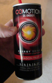 CoMotion Energy Drink