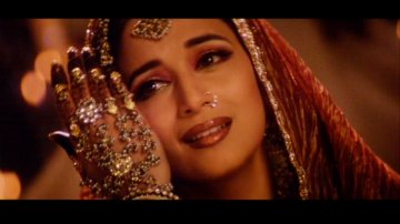 Madhuri Dixit as Chandramukhi from Devdas