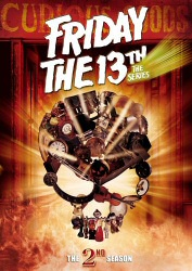 Friday the 13th: The Series: The 2nd Season DVD cover art