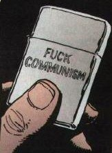 Jesse Custer's lighter from Preacher