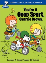 You're a Good Sport, Charlie Brown DVD cover art