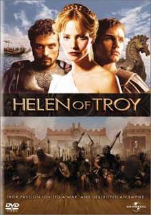 Helen of Troy DVD cover art