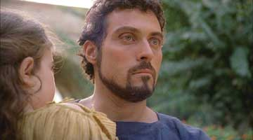 Rufus Sewell in Helen of Troy