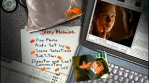 Jerry Maguire Special Edition Menu