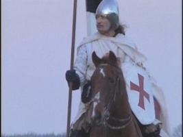 knights templar horseback