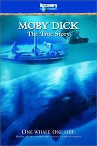moby dick true story dvd cover
