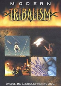 modern tribalism dvd cover