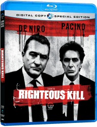 Righteous Kill Blu-Ray cover art