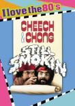 Cheech and Chong: Still Smokin I Love the 80s DVD cover art