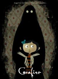 Coraline poster art
