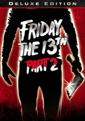 Friday the 13th: Part 2 DVD cover art