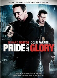 Pride and Glory DVD cover art