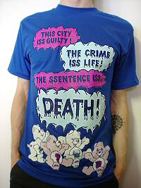 Care Bears: Death! t-shirt