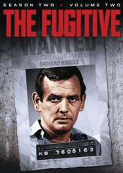 Fugitive Season 2, Vol. 2 DVD cover art