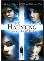 Haunting of Molly Hartley DVD cover art
