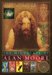 Mindscape of Alan Moore DVD cover art