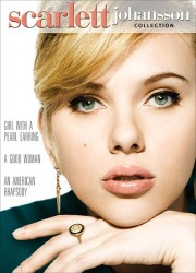 Scarlett Johansson Collection DVD cover art