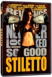Stiletto DVD cover art