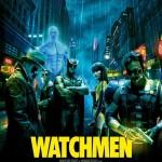 Watchmen movie poster art