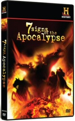 7 Signs of the Apocalypse DVD cover art
