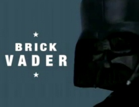 Brick Vader