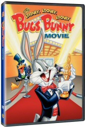 The Looney Bugs Bunny Movie DVD cover art