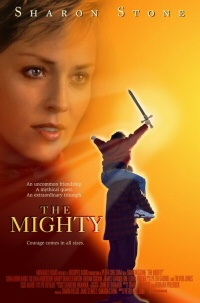 The Mighty movie poster art