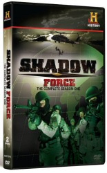 Shadow Force: The Complete Season One DVD cover art