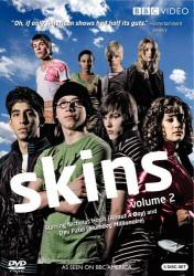 Skins, Vol. 2 DVD cover art