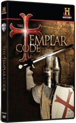 Templar Code DVD cover art